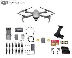 Amazon Com Dji Mavic 2 Zoom Drone Quadcopter With 2x