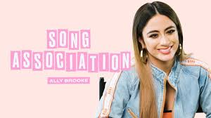Ally Brooke Sings Lady Gaga, Rihanna, and More in a Game of ...