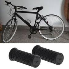 MagiDeal <b>1 Pair</b> Soft Bicycle Bike <b>Handlebar Grips</b> Foam Sponge ...