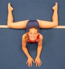 Creativity Floor Gymnastics Splits How To Do A Center Split In Throughout Models Design