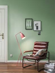 Premium Wandfarbe Grün Patinagrün Alpina Feine Farben Hüterin Der
