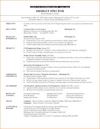 Civil Engineering Resume Download Civil Engineer Resume Samples