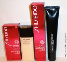 shiseido sheer and perfect
