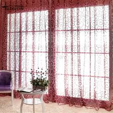 Modern Curtains For Kitchen Online Buy Wholesale Modern Kitchen Curtain From China Modern
