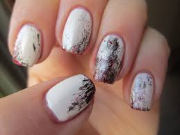 Halloween ~ Awesomeen Nail Art Happy Nails Designs Gallery Easy 82 ...