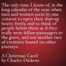 A Christmas Carol Quotes