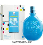 <b>Diesel Fuel for Life</b> Summer for men