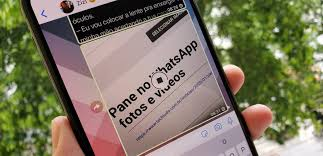 Problema no WhatsApp: usuários não conseguem enviar fotos e ...