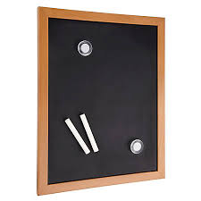 C FORAY Magnetic Chalkboard 11 X 14