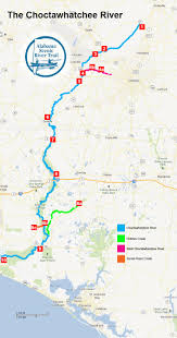 trip planner  alabama scenic river trail