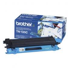 <b>Brother Тонер</b>-<b>картридж</b> голубой <b>TN</b>-<b>135C</b>