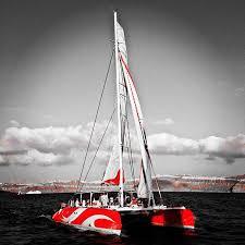 Dream Catcher Boat Santorini dreamcatcher santorinisailingneshecaptain 18