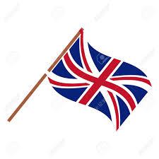 An der mastseite ist die flagge mit einem weißen besatzband. Grossbritannien Flagge Symbol London Uk Wahrzeichen Tourismus Und England Thema Isolierte Design Vektor Illustration Lizenzfrei Nutzbare Vektorgrafiken Clip Arts Illustrationen Image 65283695