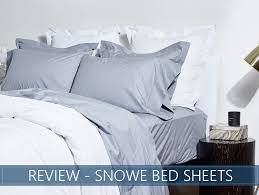 Snowe Bed Sheets Review Egyptian Cotton Model Fully Tested