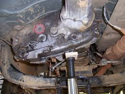 DIY - Transfer Case Removal and Seal Replacement - DodgeForum.com