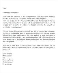 reference letter sample for employment sample of employment reference letter sample recommendation letter