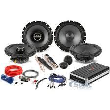 alpine sps 610c sps 610 b4 tc4kit 84b sonic electronix alpine cerwin vega ultra compact 4 channel full range 6½ speaker system