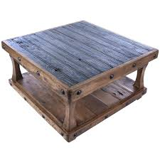 wood square coffee table with glass top large uk