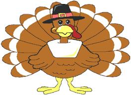 Resultado de imagen para el pavo de thanksgiving