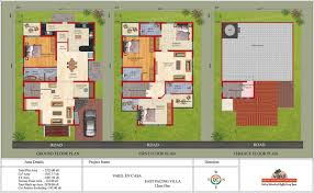 house plans for south facing plots lovely 40 x 60 house plans modern west facing for