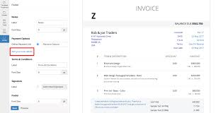 How To Do Invoices Add Bank Details To Invoice 14