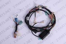 kawasaki kz1000 parts main wiring harness 26001 145 kz1000 main wiring harness and center harness 77 78