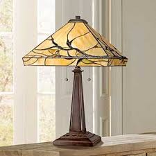 Table lamps lighting Modern Tiffany Style Bronze Table Lamps Lamps Plus Table Lamps For Bedroom Living Room And More Lamps Plus