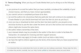 Purchasing Contracts Templates Payment Terms In Terms Conditions Termsfeed