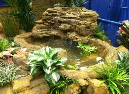 the great rockies large tropical pond waterfall garden oasis kits