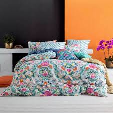 Elodie Quilt Cover & Pillowcase Set By Kas | King Bed &  Adamdwight.com