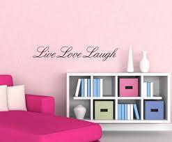 live love laugh wall art sticker e vinyl wall decor wall decal transfers