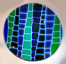 fused glass