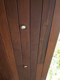adjustable outdoor recessed soffit light fitting. trim soffit jutting into kitchen with wood and add recessed lighting :) adjustable outdoor light fitting
