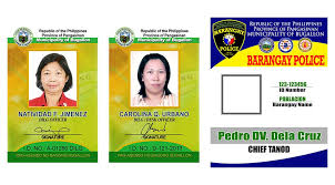 Info Id Barangay - More
