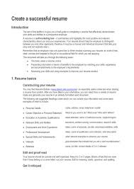 100 Good Skills And Attributes For Resume Examples Of
