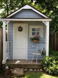 Small Picture Turn an outdoor storage shed into a reading room craft room etc