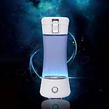 VICARKO <b>Portable Hydrogen</b> Water Bottle Ionized <b>Water Generator</b> ...