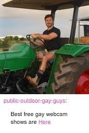 Free gay webam shows
