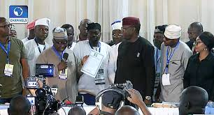 Image result for fayemi wins