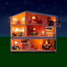lighting for dollhouses. unique dollhouses everything you ever wanted to know about lundby dollhouses and more and lighting for