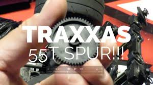 Traxxas 4 Tec 2 0 Gearing Chart Traxxas 4 Tec 2 0 55t Spur Upgrade
