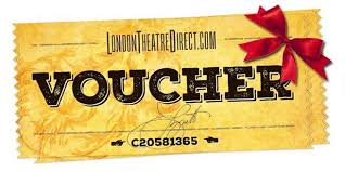 theatre gift vouchers the perfect gift s t co