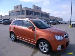 2008 Sunburst Orange Saturn VUE Red Line #26258924   GTCarLot.com ...