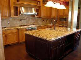 Granite Countertops In Kitchens Kitchen Furniture Countertops Edge Options Used Granite Material