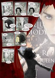isobelle carmody the red queen site poster promotion