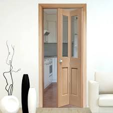 interior bifold doors malton oak bi fold door with clear safety glass privacy for design