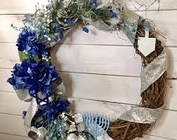 hanukkah wreaths etsy
