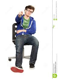 student sitting in chair. Beautiful Sitting Student Sitting On Chair Relaxed Intended Sitting In Chair T