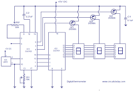 digital temperature controller circuit diagram ireleast info digital temperature controller circuit diagram the wiring diagram wiring circuit