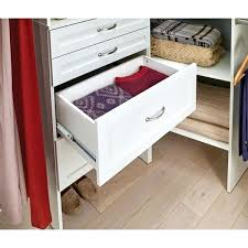 closetmaid drawers home depot wire fabric